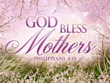 Free Mothers Day Religious Clipart #1.