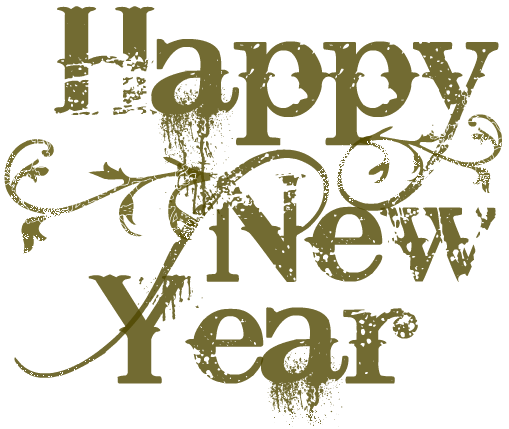 Free New Years Clip Art.