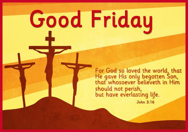 good friday quotes bible.