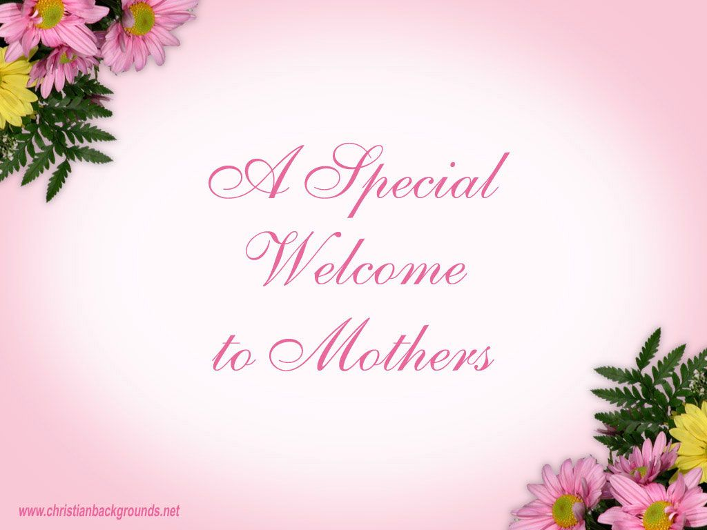 Christian Mother\'s Day Clip Art.