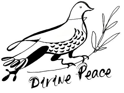 Christian Dove Clipart.