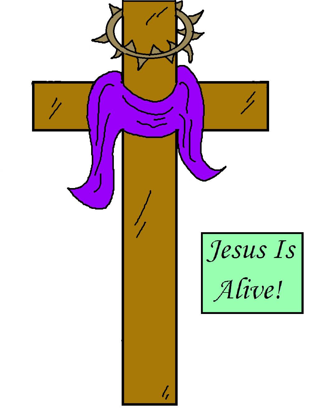 Resurection Easter Clipart For Children