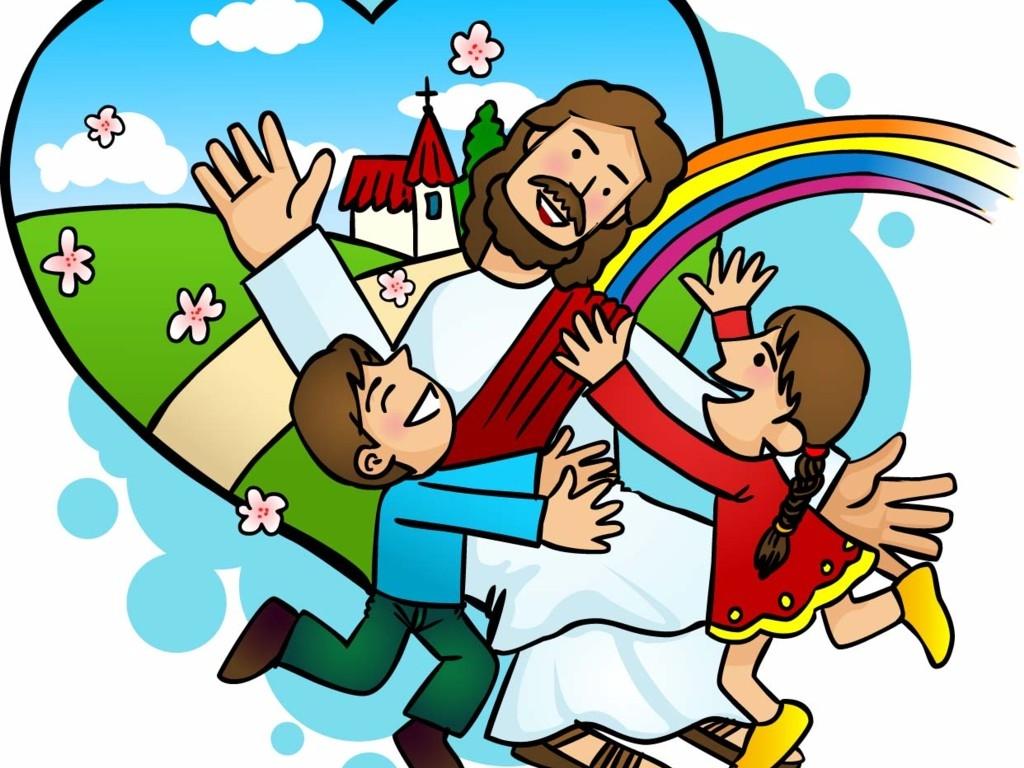 Christian Clipart For Kids.