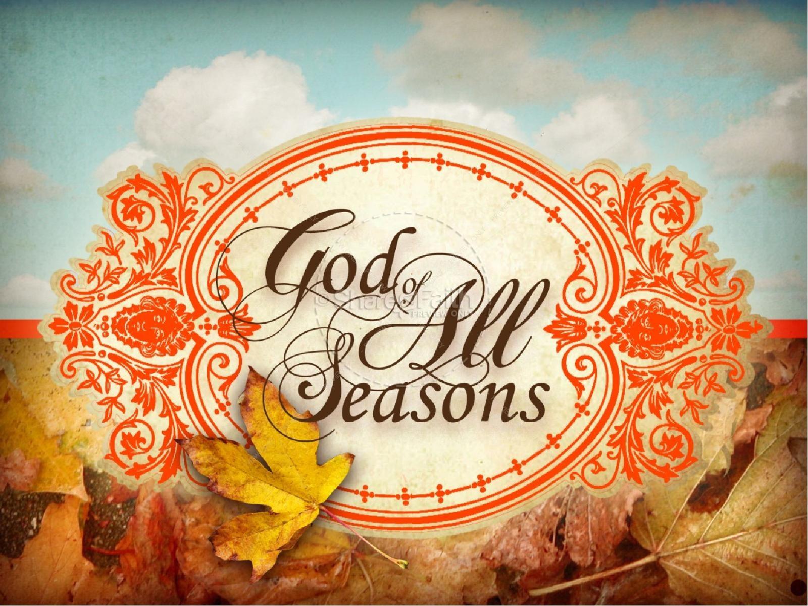 Autumn Leaves Worship Video Loop.