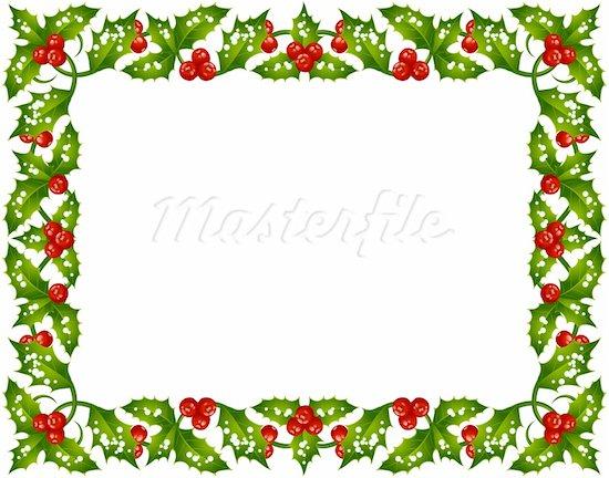 Christmas Frames Clip Art & Christmas Frames Clip Art Clip Art.