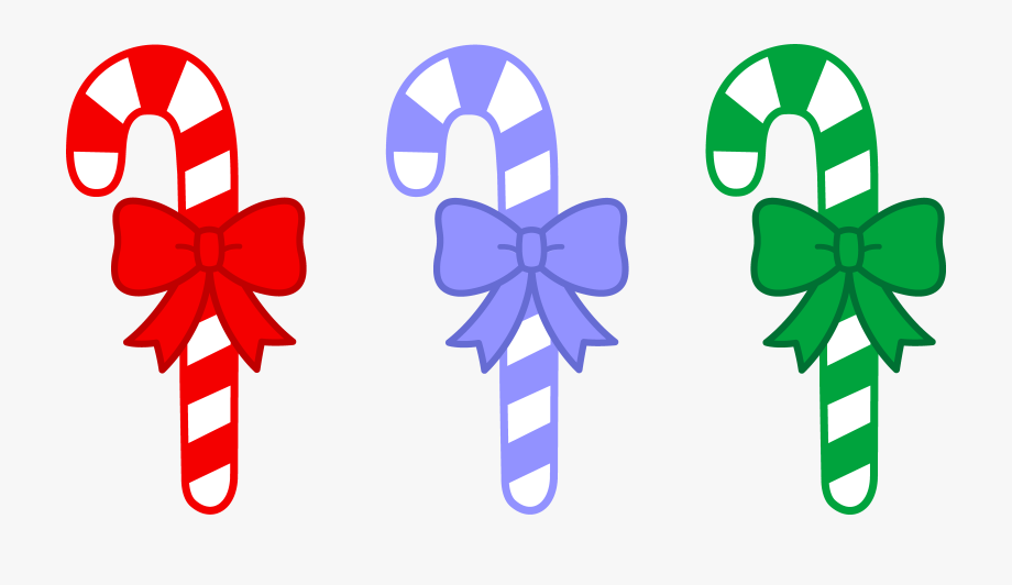 Christmas Candy Cane Clipart #64781.