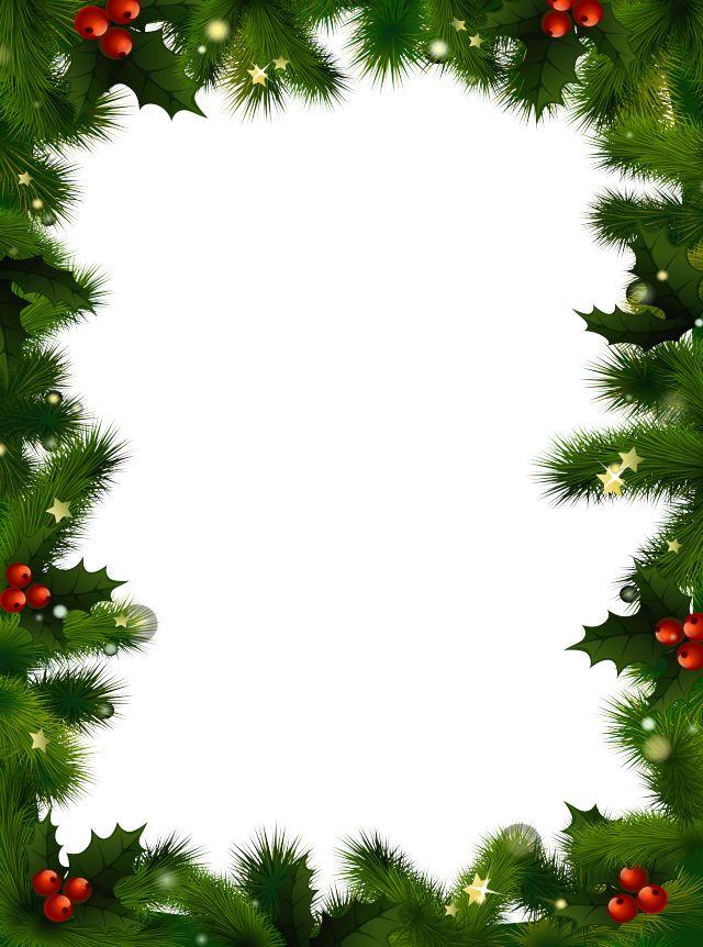 free christmas card borders clip art 20 free cliparts