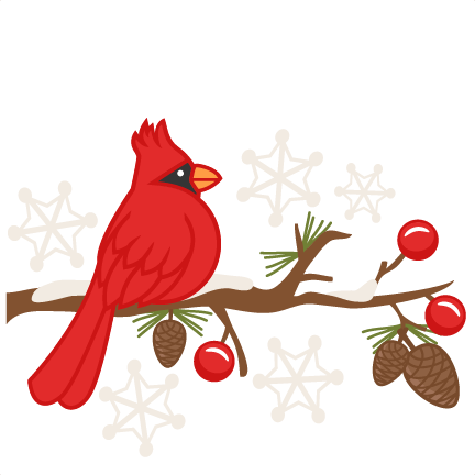 Christmas cardinal clip art clipart images gallery for free download.