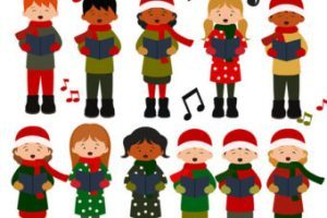 Christmas choir clipart free 2 » Clipart Portal.