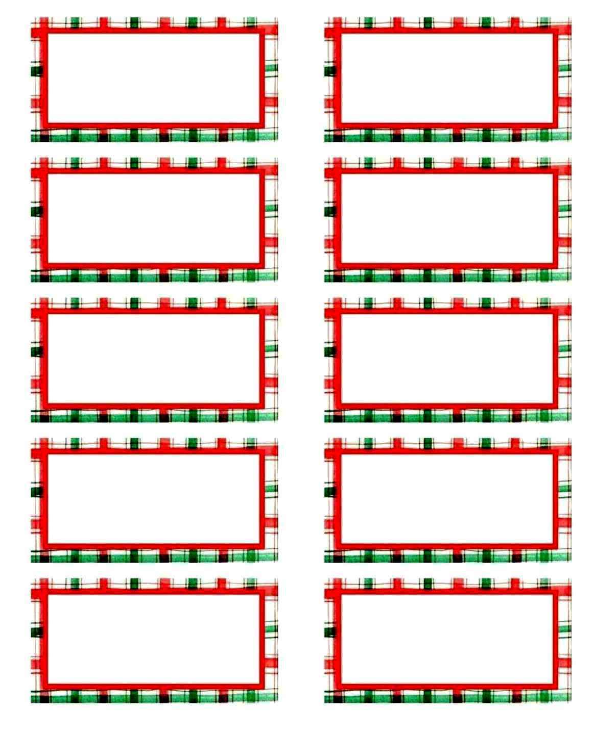 Free Christmas Clip Art For Mailing Labels 20 Free
