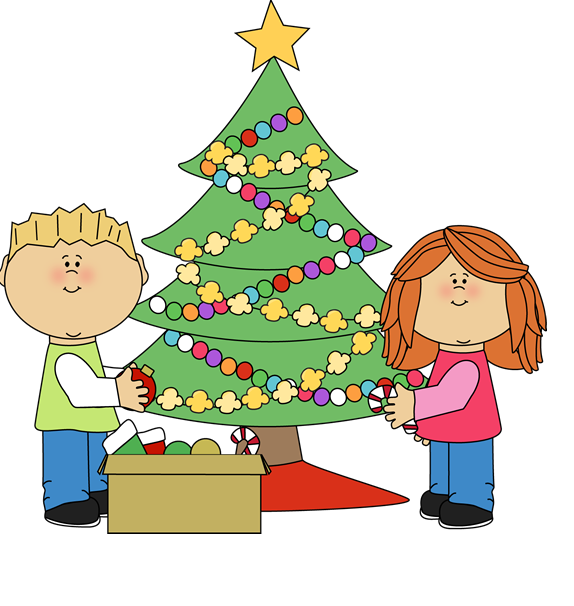 Free Christmas Clip Art For Kids.