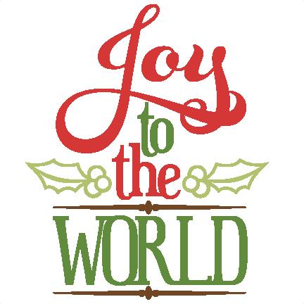 christmas clip art joy to the world christmas clip art joy to the.