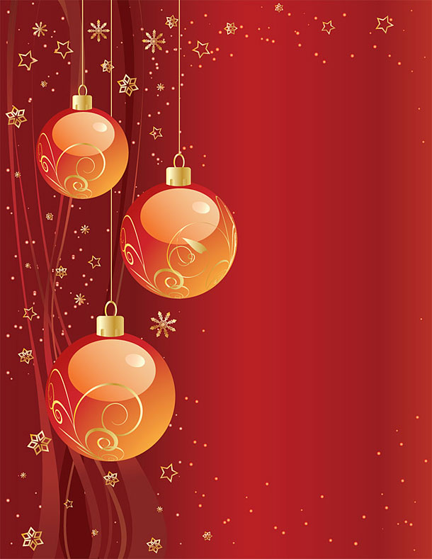 Free Christmas Clip Art Backgrounds.