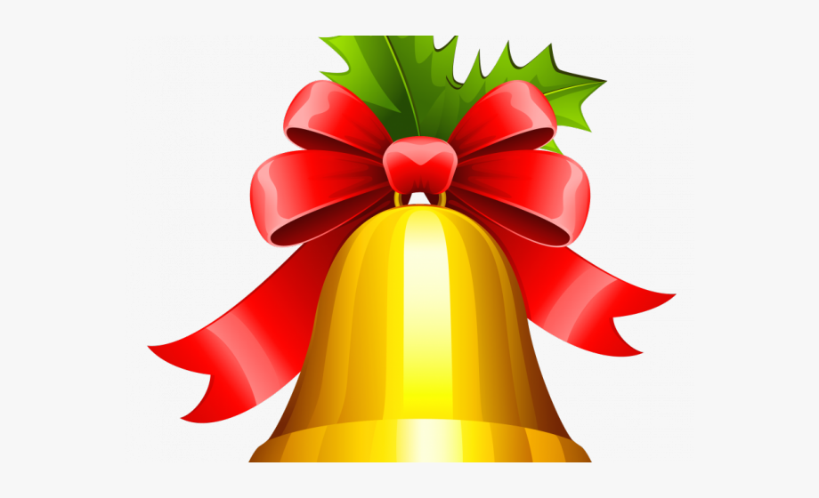 Christmas Bell Clipart Star.