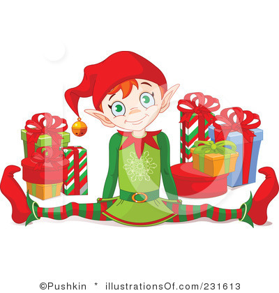 Free Clipart Christmas Christmas Elves.