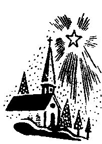 Free Christian Clipart For Christmas.
