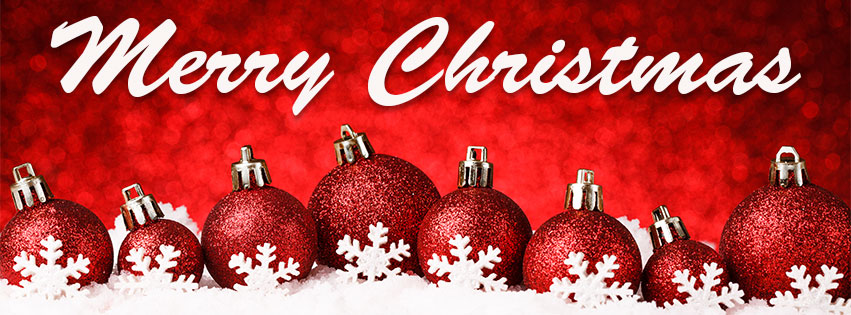 Free Christmas Facebook Covers.