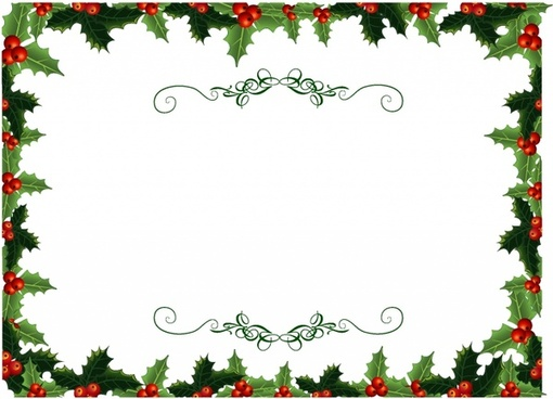 Christmas holly vector free vector download (7,011 Free.