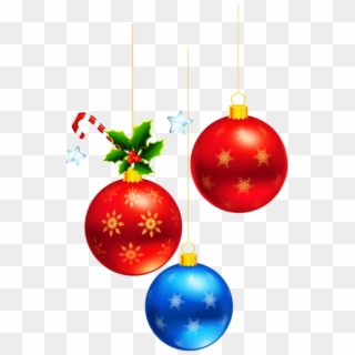 Free Christmas Ornaments Png Transparent Images.