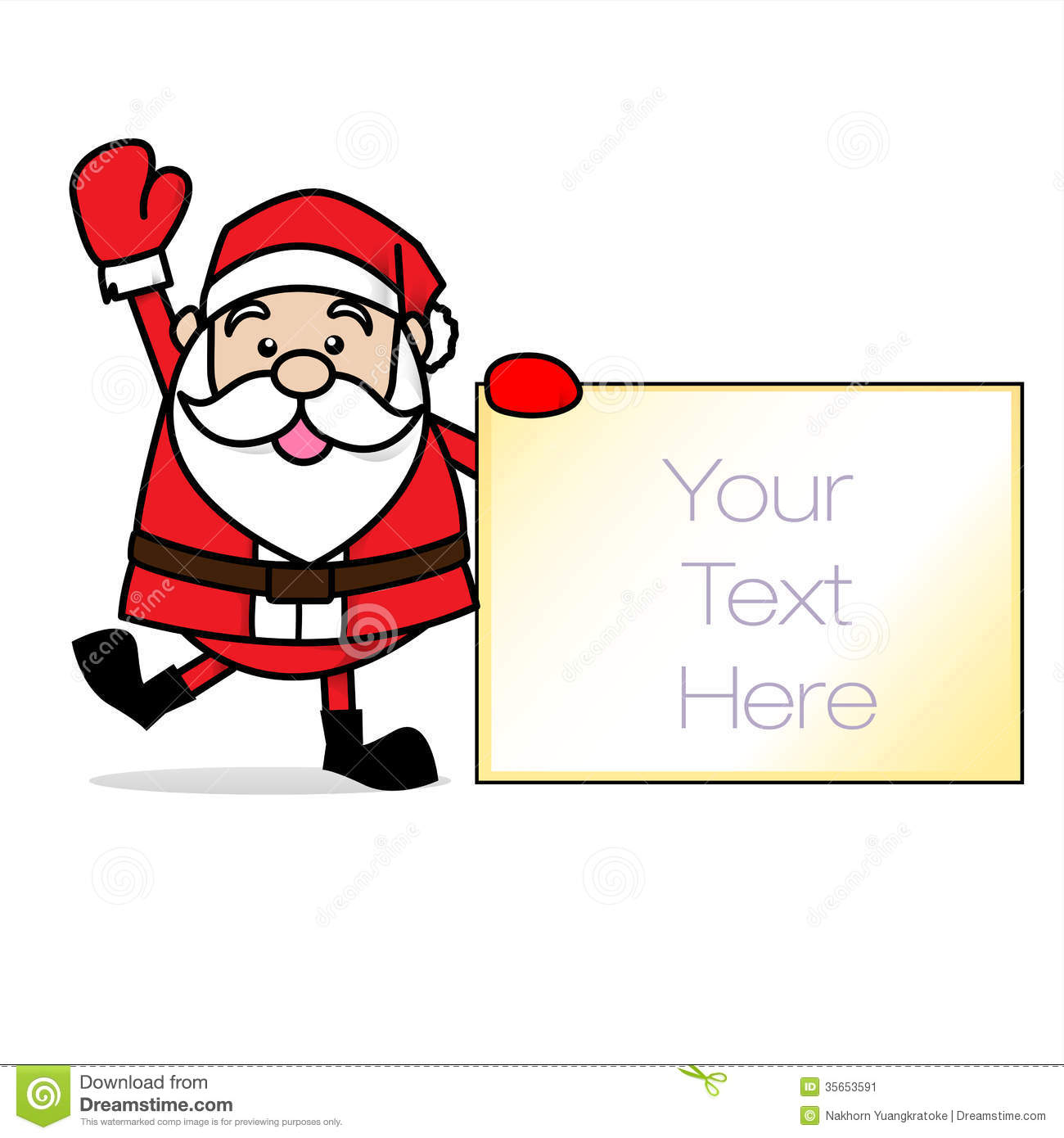 Free download merry christmas clipart santa claus clip art.