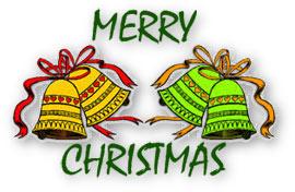 Free Christmas Bells.