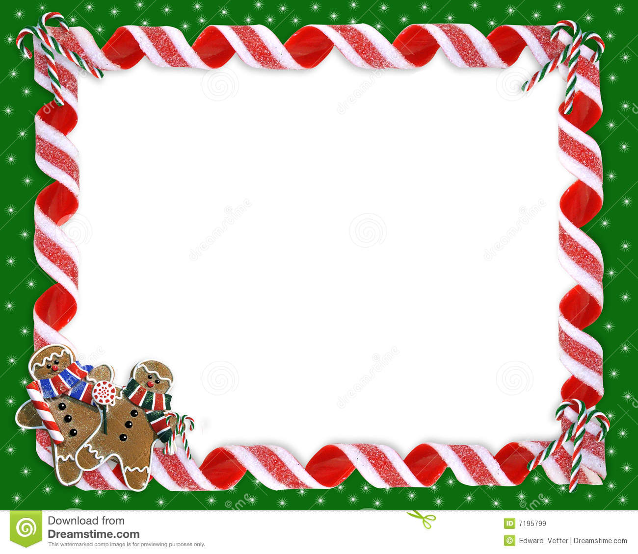 330 Christmas Cookies free clipart.