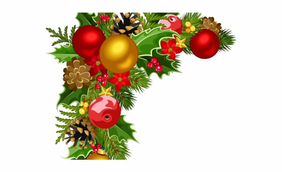 Merry Christmas Design Clipart.