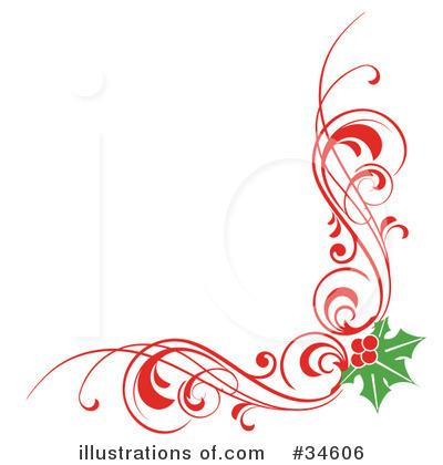 Christmas Clipart #34606.