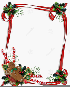 Free Christmas Border Clipart For Mac.