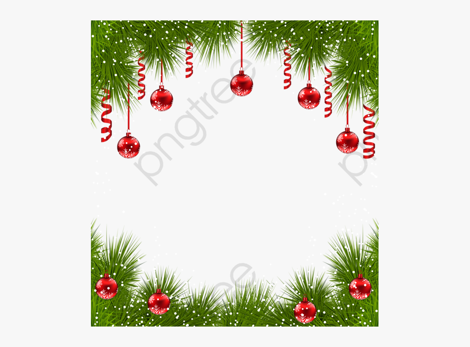 Creative Christmas Border, Frame, Christmas Elements,.