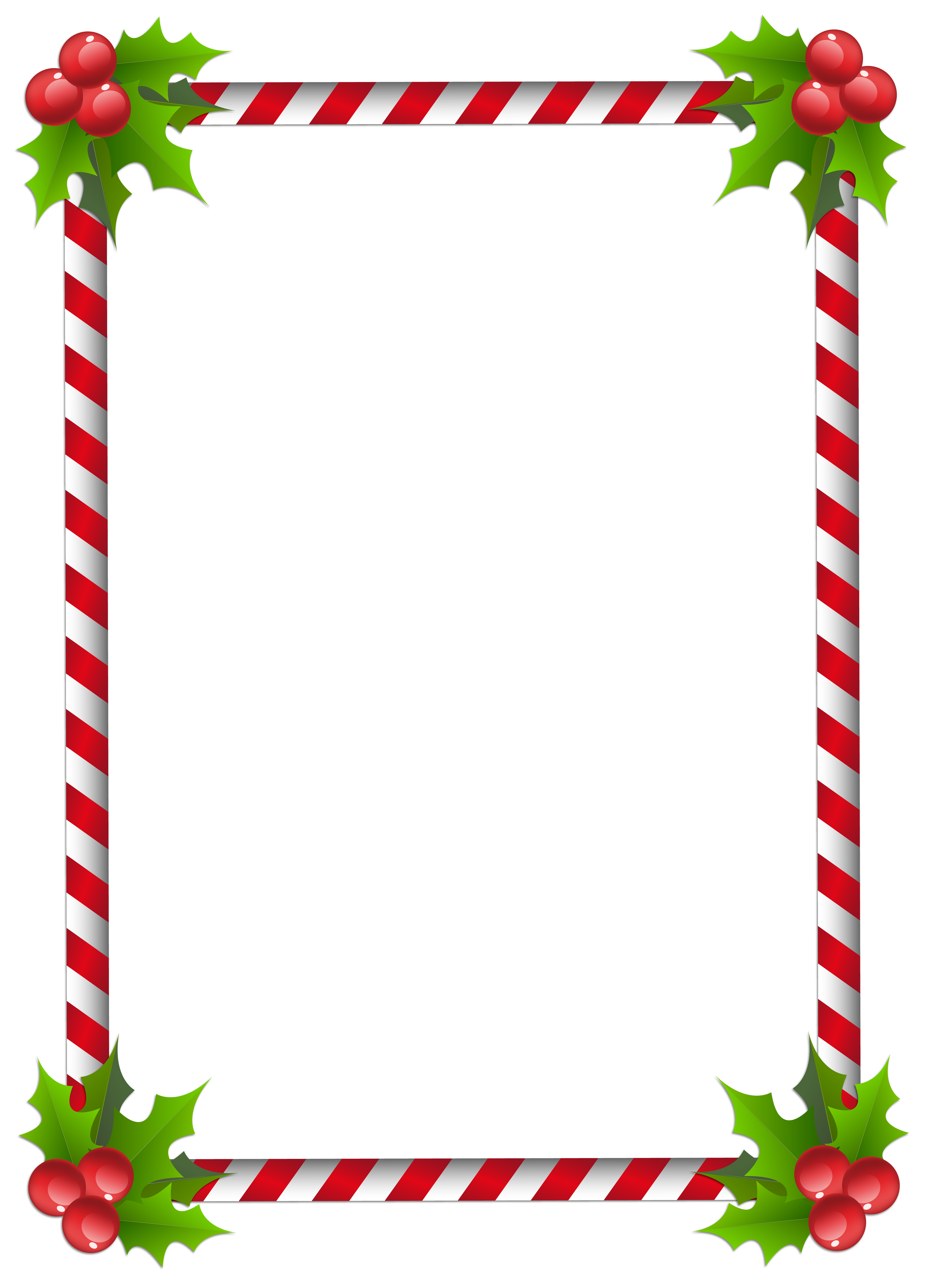 Santa Claus Christmas tree Picture Frames Clip art.