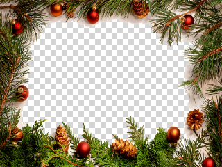 Christmas Borders and Frames png #30322.