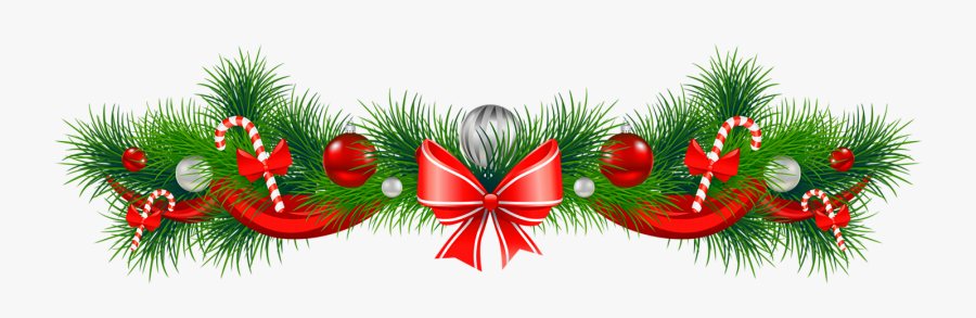 Free Christmas Garland Clipart The Cliparts.