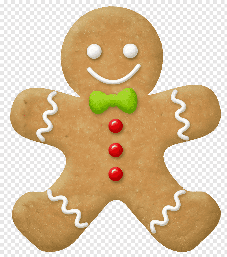 Gingerbread man illustration, Gingerbread house Gingerbread.