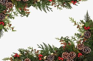 Christmas Greenery PNG Images, Christmas Greenery Clipart.