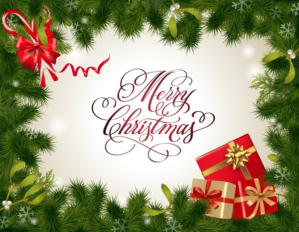free christmas greetings clipart - Clipground
