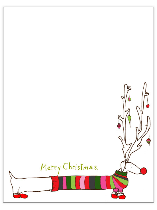 Free Christmas Letter Templates You Need to Download Right Now.