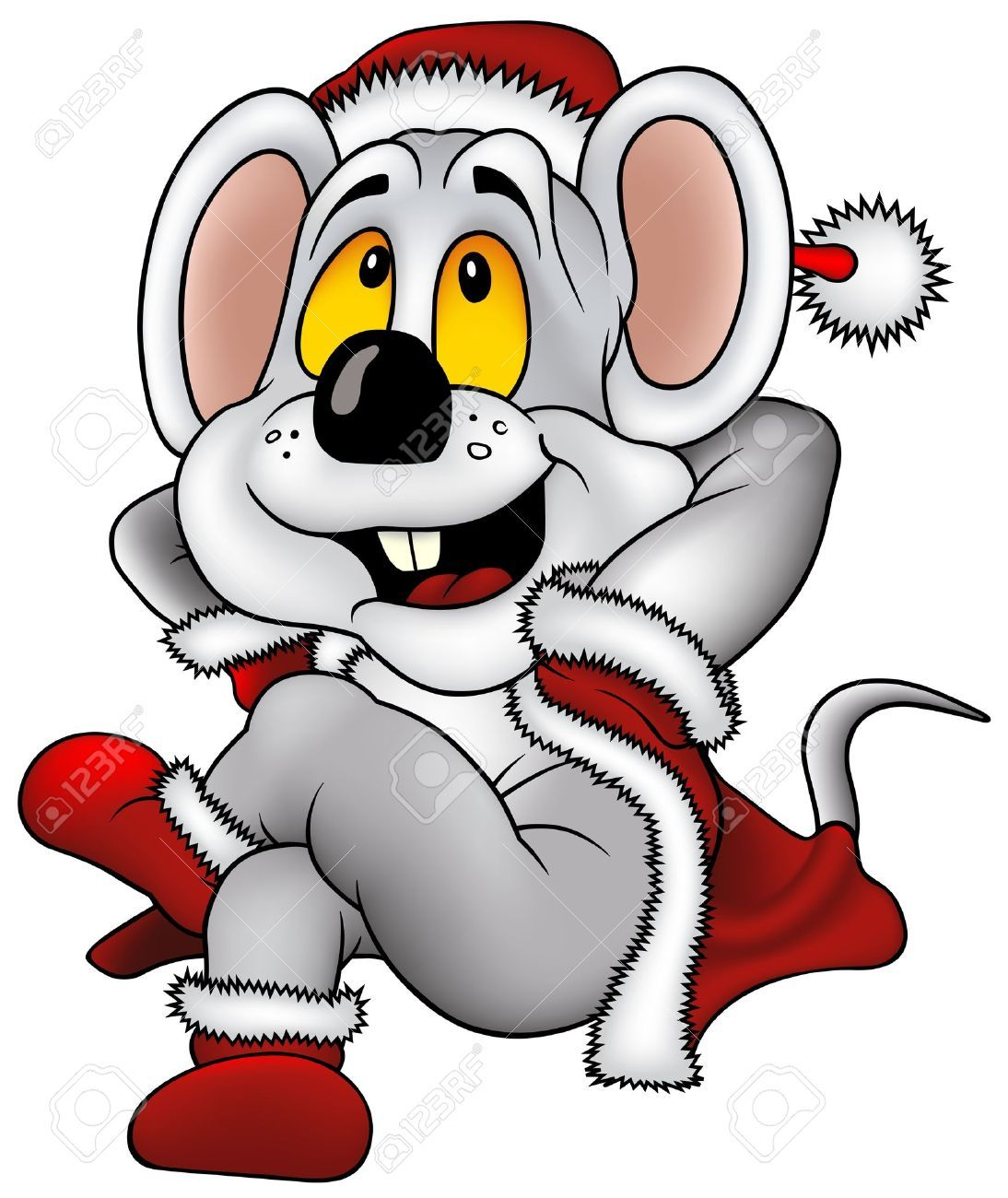 Christmas mouse clipart free 6 » Clipart Portal.