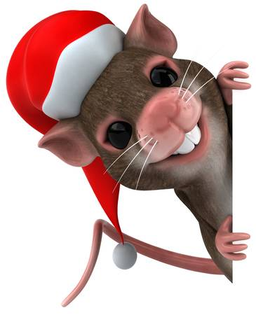 1,145 Christmas Mouse Stock Vector Illustration And Royalty Free.