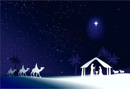15,491 Christmas Nativity Cliparts, Stock Vector And Royalty Free.