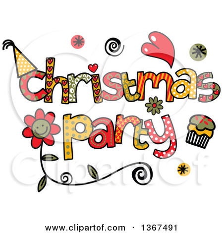 Free christmas party clipart 4 » Clipart Station.