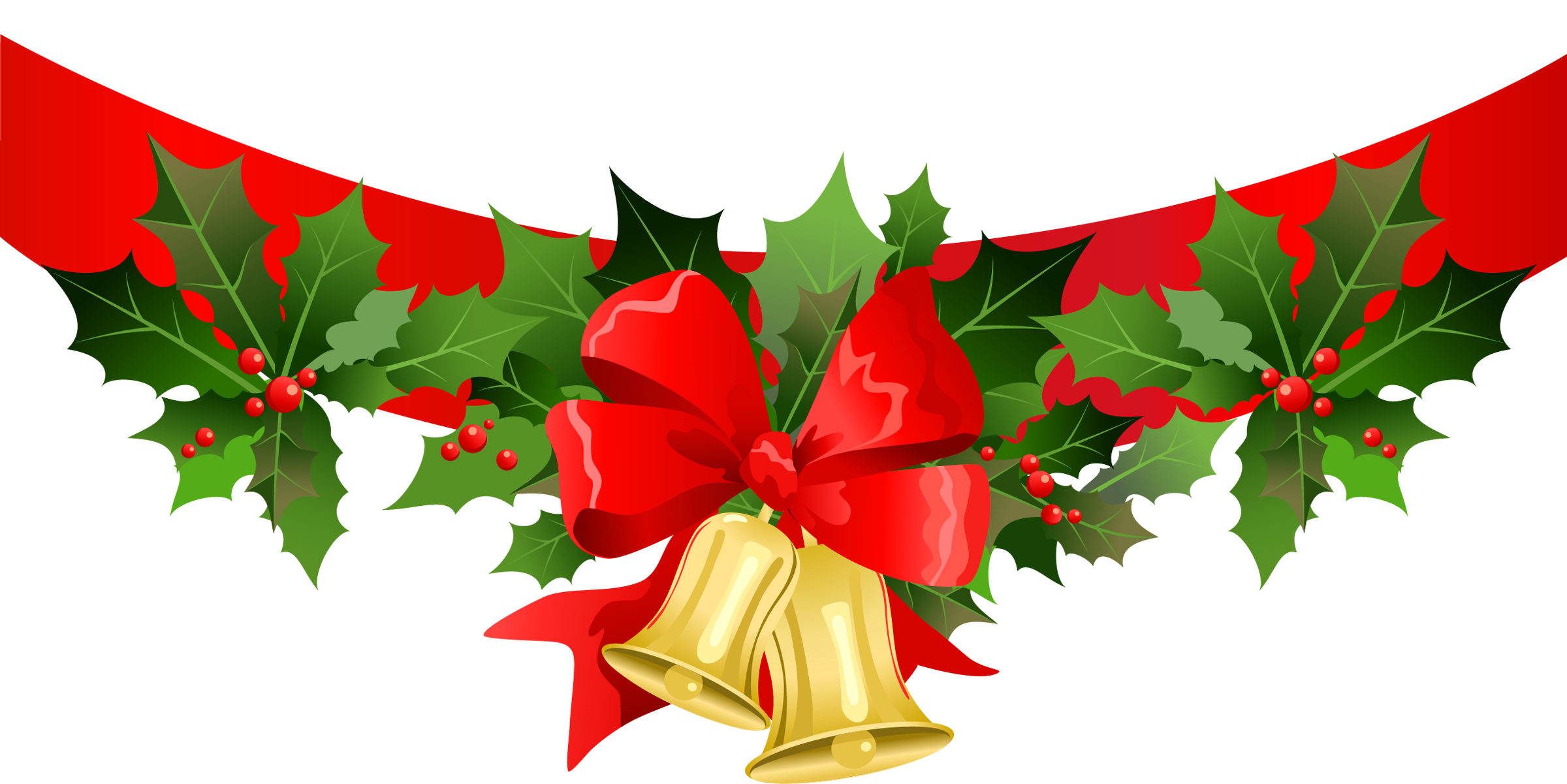 free christmas png clipart #20