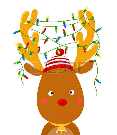 34,762 Christmas Reindeer Stock Vector Illustration And Royalty.