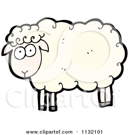 Market Lamb Clipart.