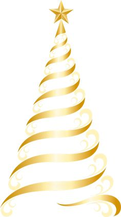 Holiday Gold And Silver Free Clipart.