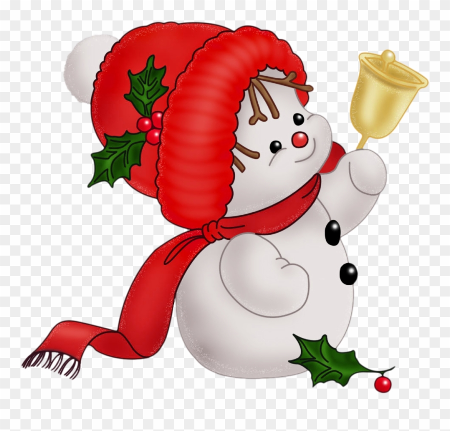 Christmas Snowman Clip Art Free Clipart Holidays And.