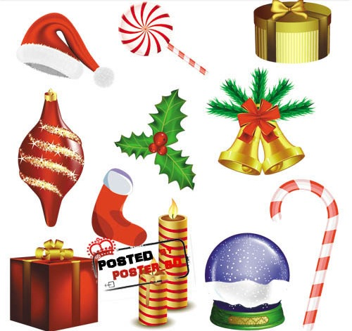 Free Christmas Vector Graphics, Download Free Clip Art, Free.