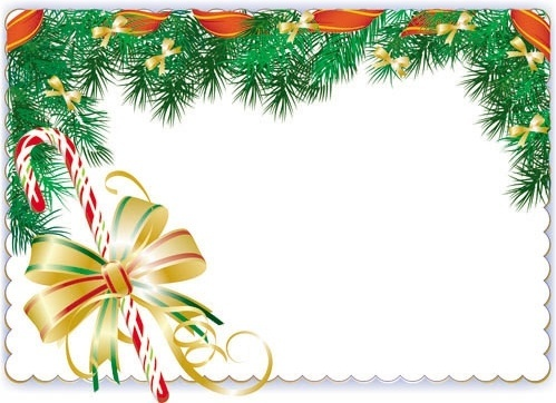 Christmas wreath border free vector download (12,709 Free.