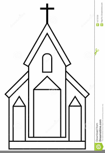 Church Building Clipart.
