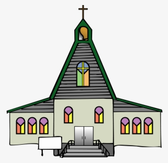 Free Free Church Clip Art with No Background.